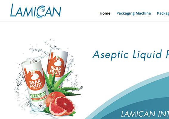 Responsiiviset verkkosivut yritykselle - Lamican Oy - Valkeakoski
