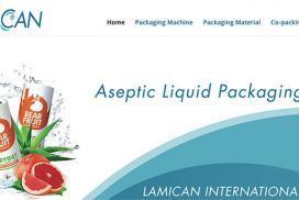 New Webdesign - Lamican International Oy