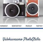 Nettisivut - Valokuvaamo Photostella - Tampere