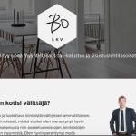 Uudet kotisivut Sami Nyman LKV - Tampere