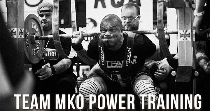 Tyylikkäät uudet kotisivut - MKO Power Training - Tampere