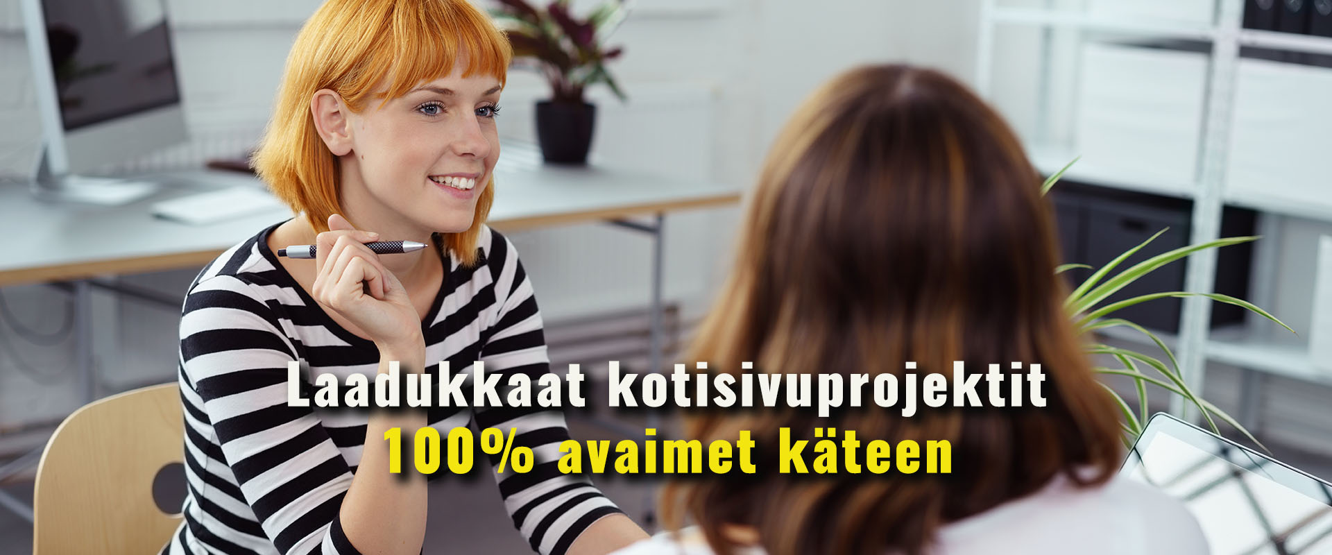 Kotisivut yrityksille ja yhdistyksille | Helsinki • Espoo • Vantaa